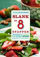 boek puur gezond slank 8 stappen
