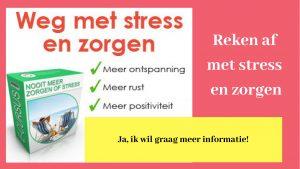 Stress en overgewicht