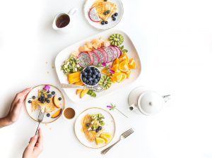 afvallen gezonde voeding