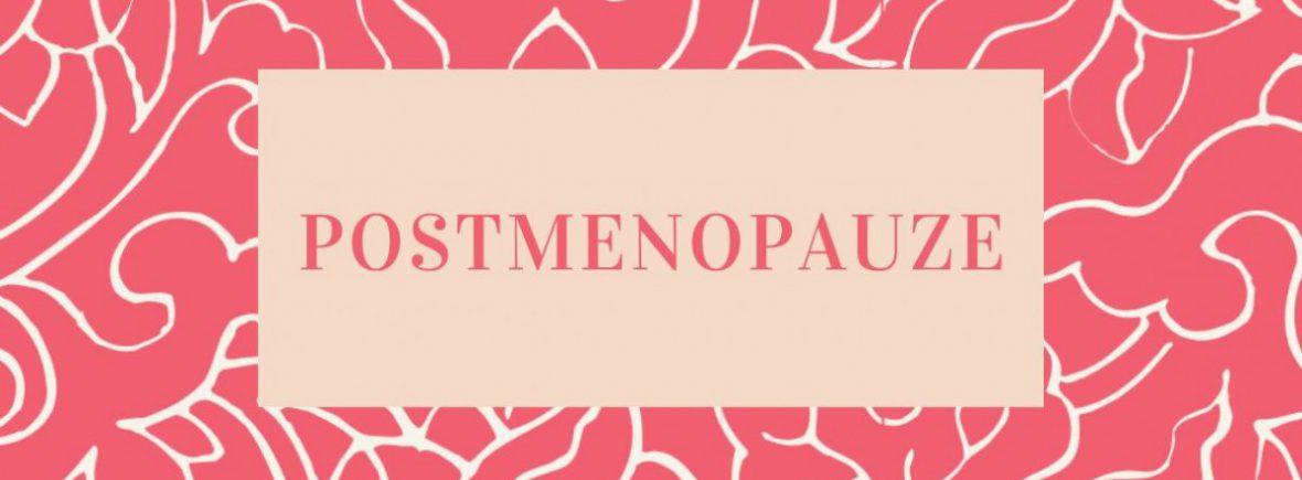 Postmenopauze overgang