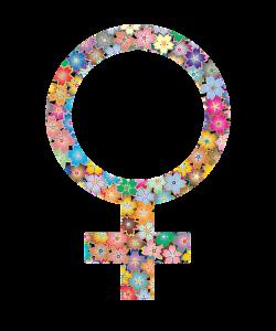 Symbool vrouw