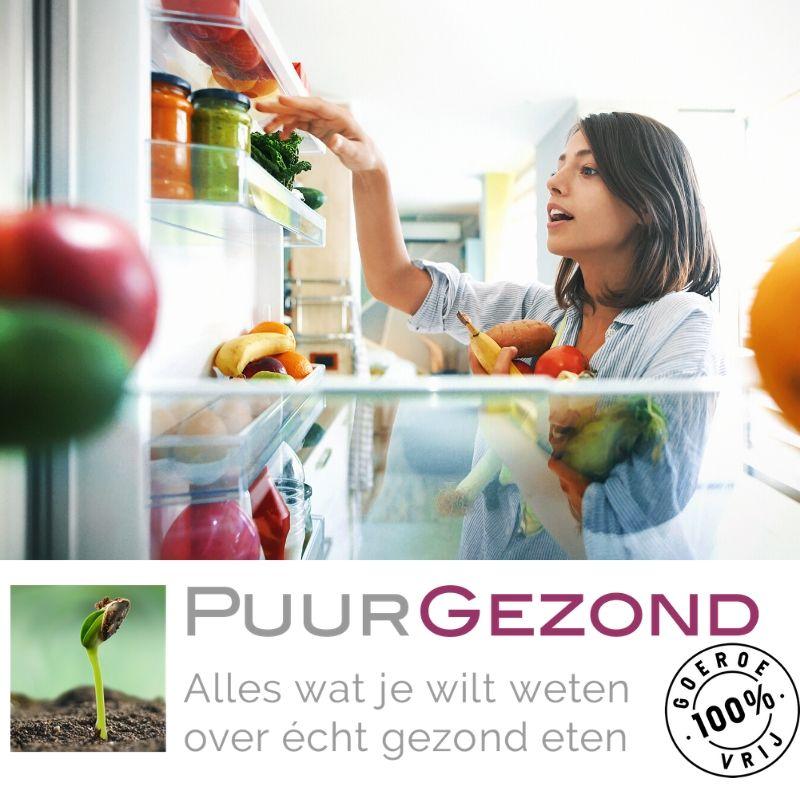 Puur Gezond online voedingscoaching