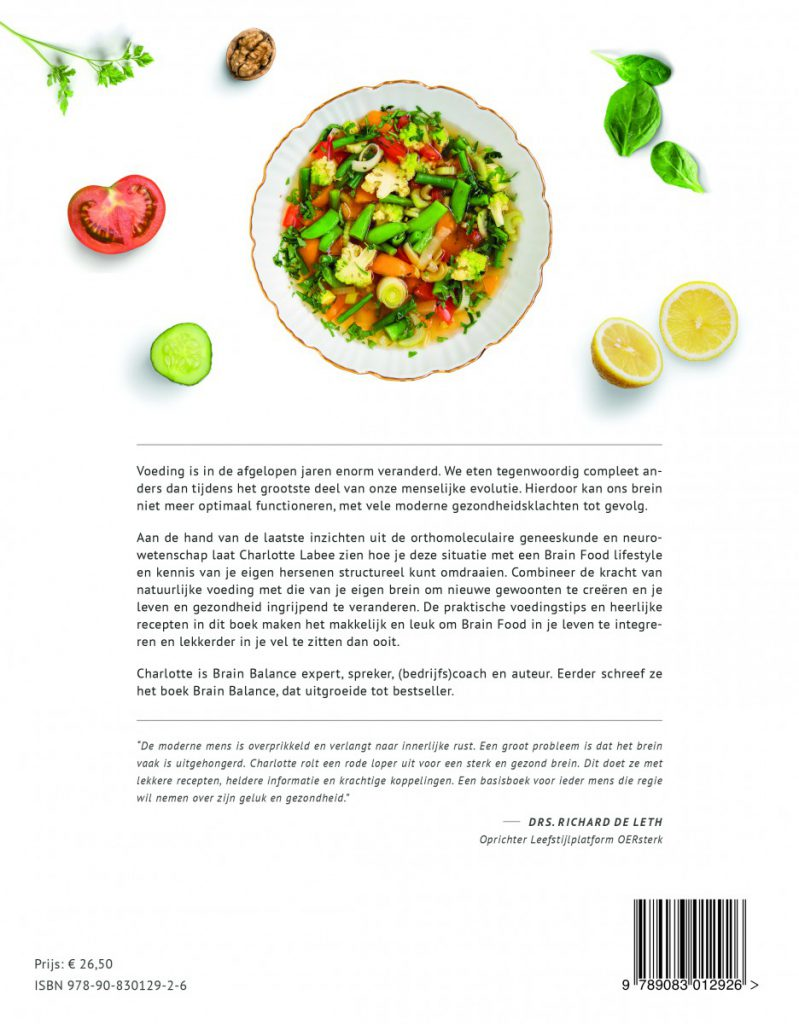 brain food voeding voor gezonde hersenen