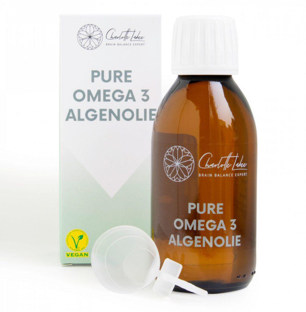 algenolie alternatief voor visolie