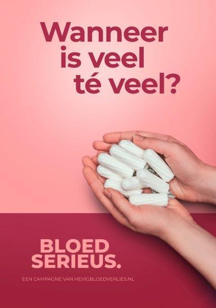 hevig menstrueel bloedverlies