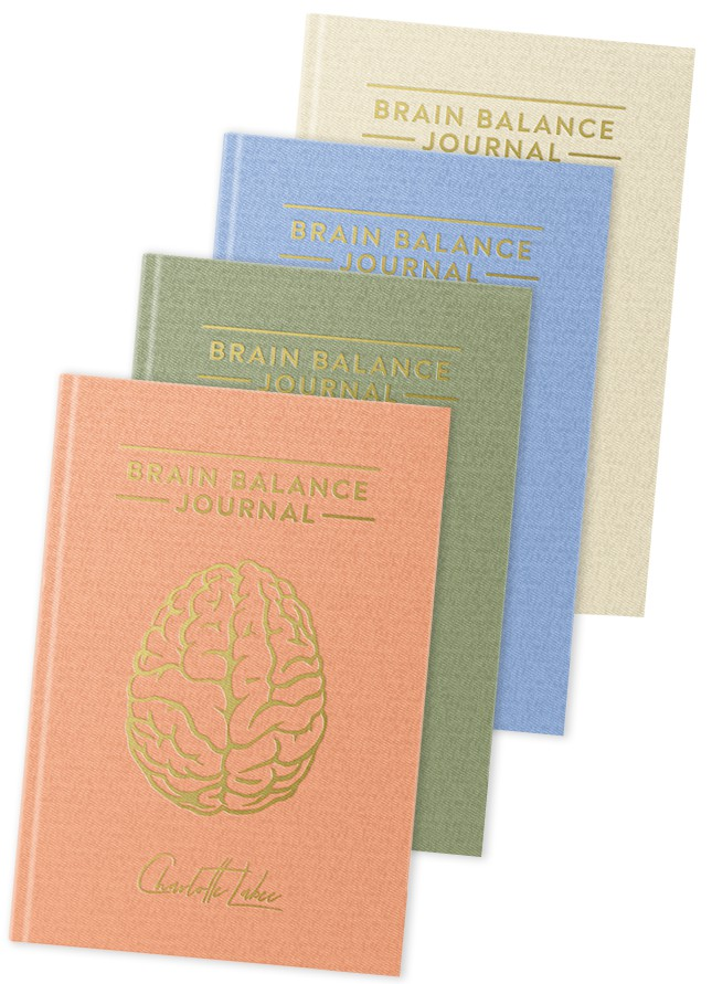 Brain balance journal charlotte labee